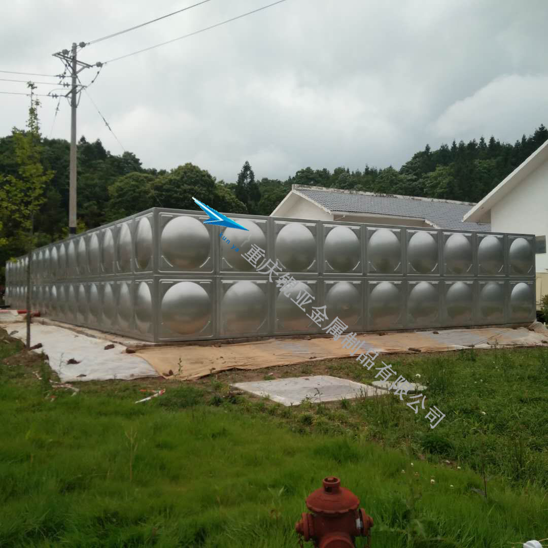 冷水服务区水箱
