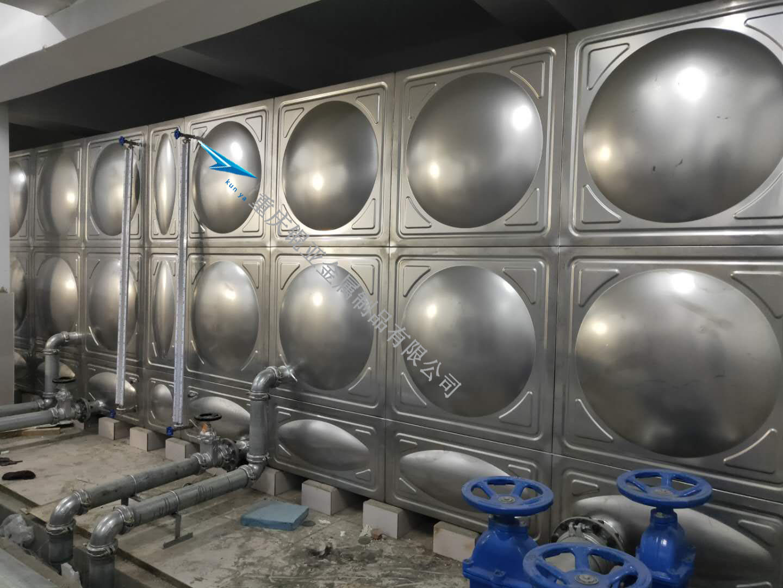 巫山金科城水箱