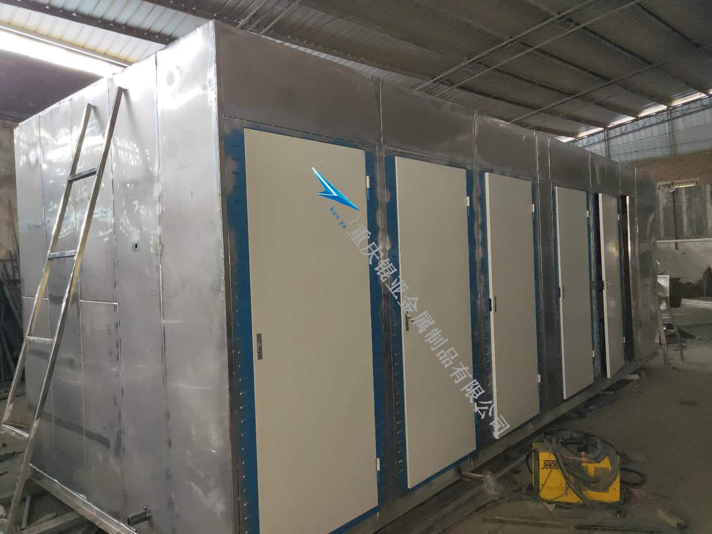 污水处理设备外观图