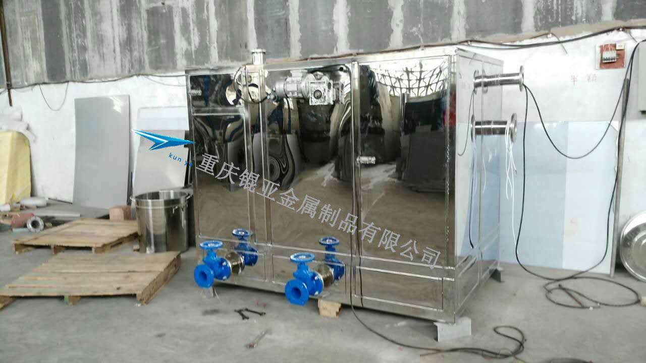 一体化油水处理设备图