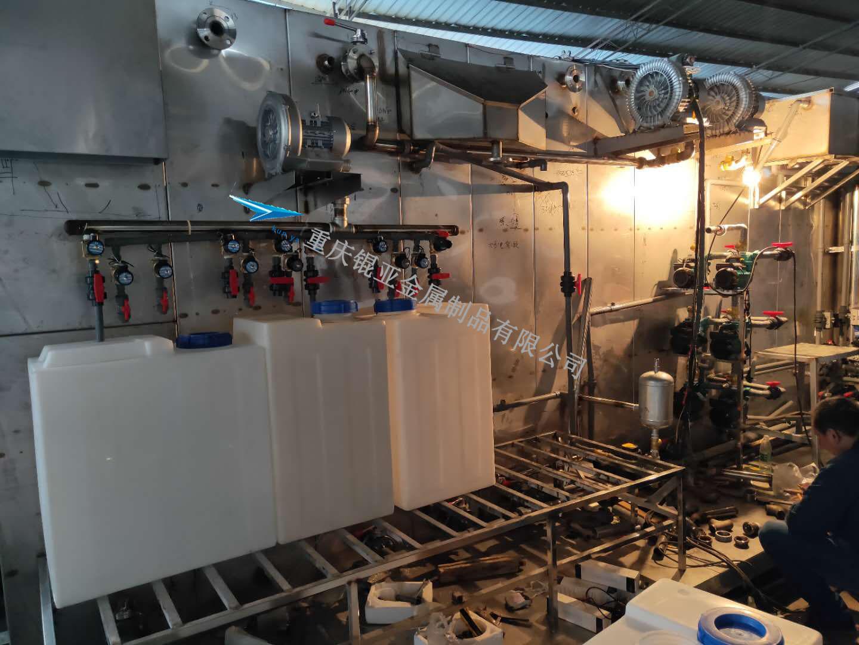 油水处理设备结构图