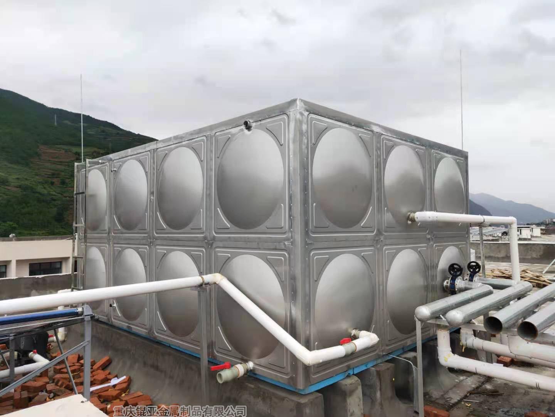 双层保温水箱