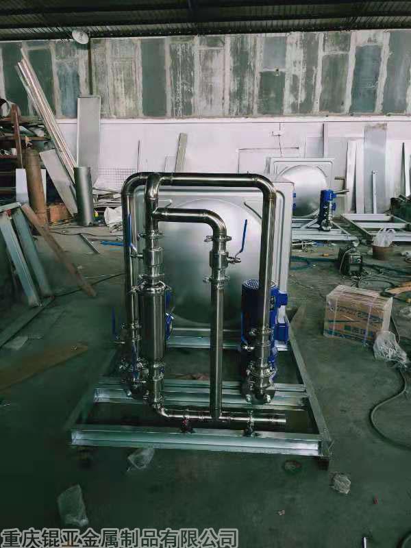污水提升式设备