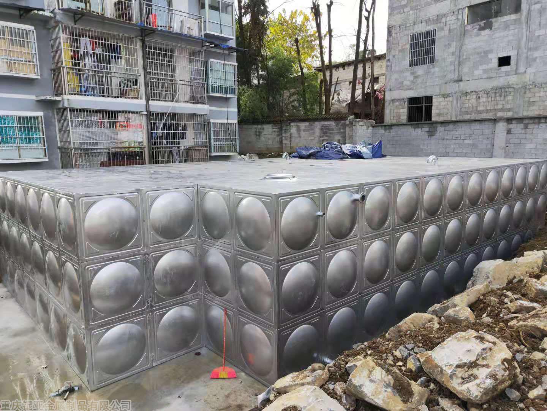 箱泵一体化给水设备