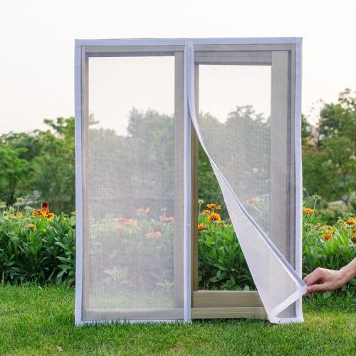 隐形纱窗定制