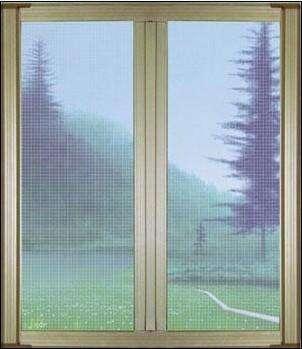 隐形纱窗型材厂家