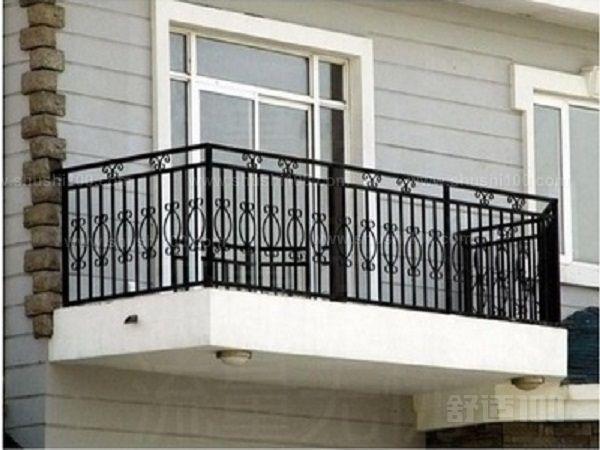 铝制阳台护栏