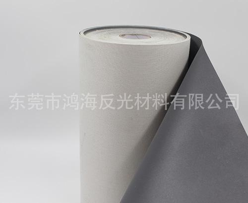 PVC反光革