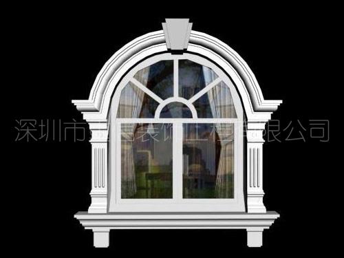 GRC外墙窗套