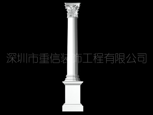 GRC构件罗马柱