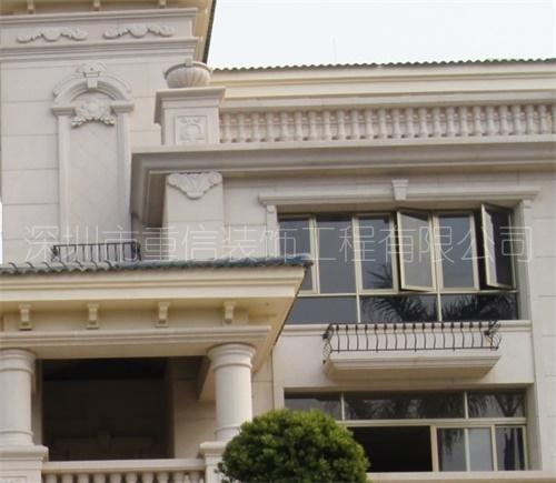 东莞GRC窗套构件