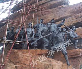 锻铜雕塑厂家