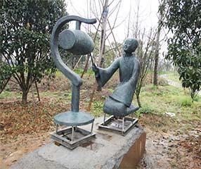 江西铸铜雕塑