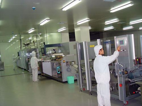 云南制药厂净化