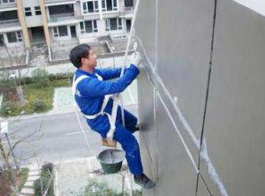 外墙补漏防水
