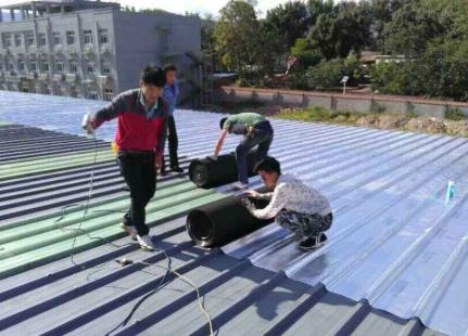 专业屋顶防水补漏