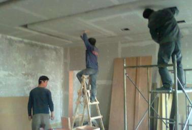 家庭装修防水补漏