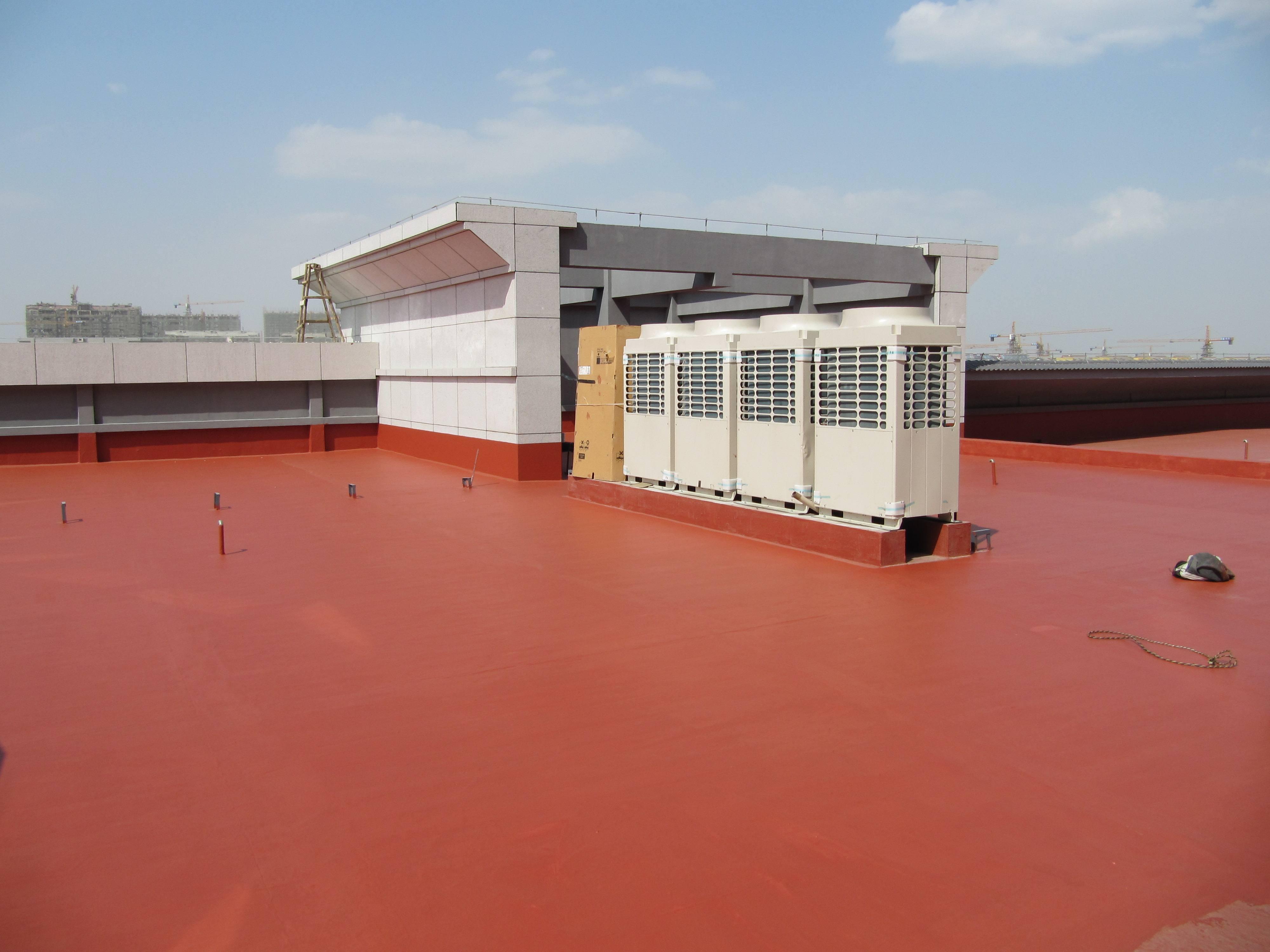 混凝土屋面防水隔热