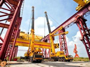 九龙坡300吨吊车租赁
