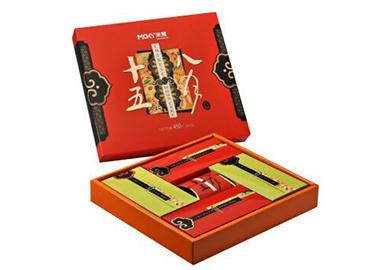 米旗月饼礼盒