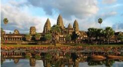 柬埔寨建筑工