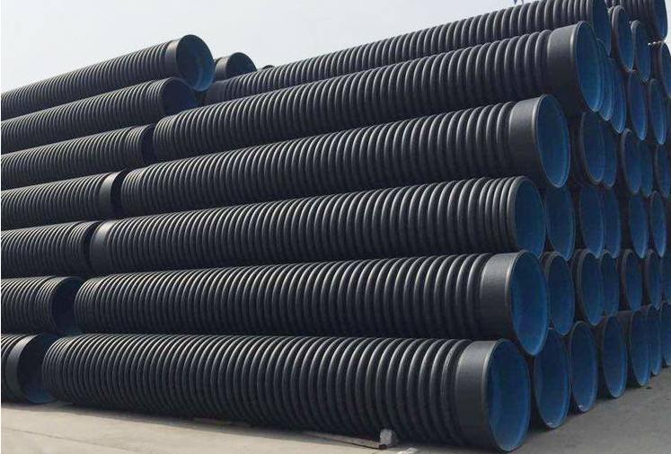 云南HDPE双壁波纹管供应