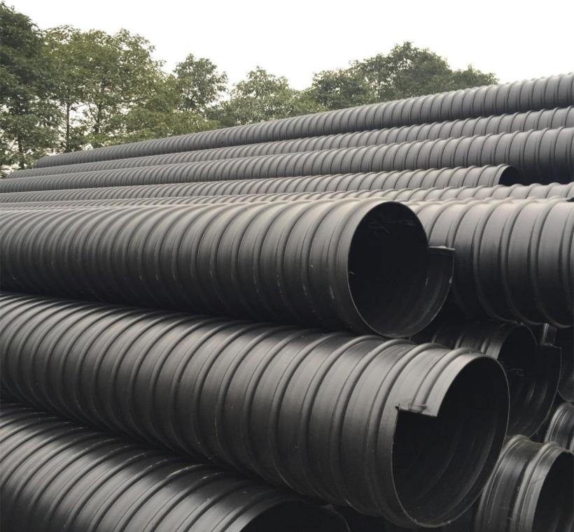 大理HDPE钢带管