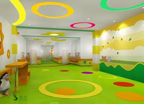 重庆幼儿园塑胶地板