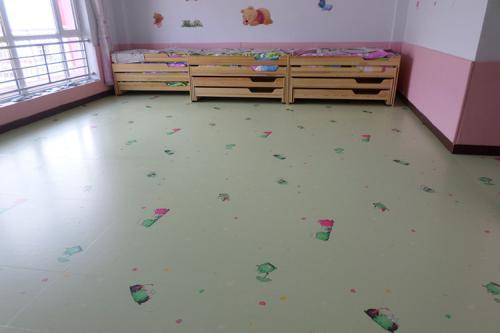 重庆�q�儿园pvc塑胶地板