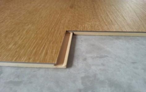 重庆石塑地板安装
