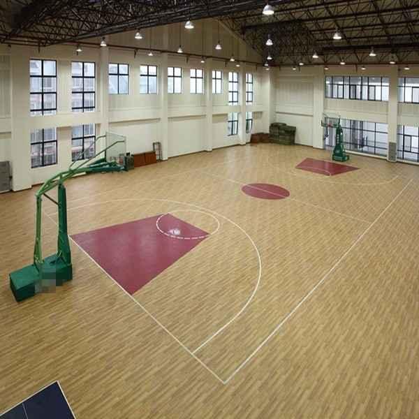 重庆PVC运动地板厂家
