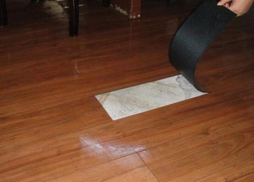 重庆pvc地板施工