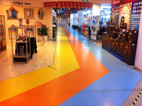 重庆pvc塑胶地板��h��