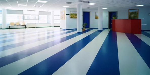 重庆医用pvc地板