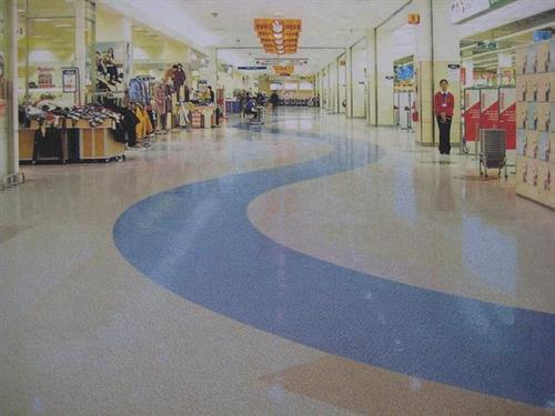 重庆商场PVC地板�l�护