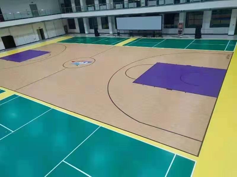 涪陵塑胶地板