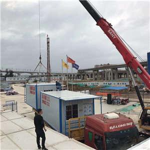珠海集装箱移动板房