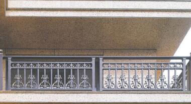 阳台隐形护栏