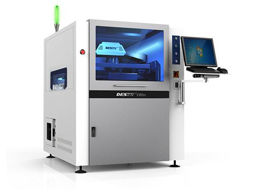 全自动视觉锡膏印刷机
