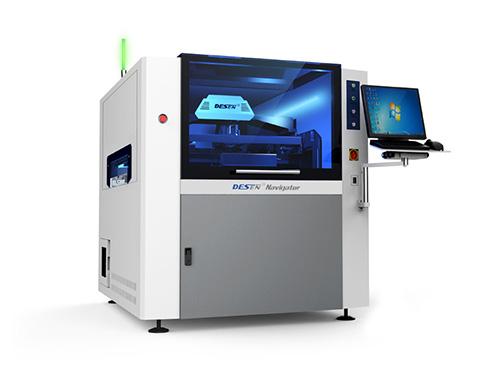 smt全自动锡膏视觉印刷机