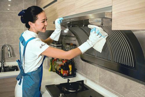 重庆厨房清洗