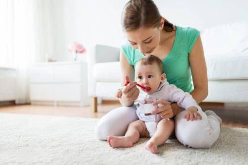 婴儿早教及智力开发