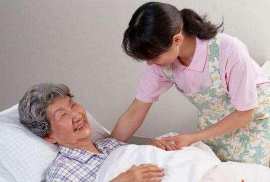 卧床老人护理