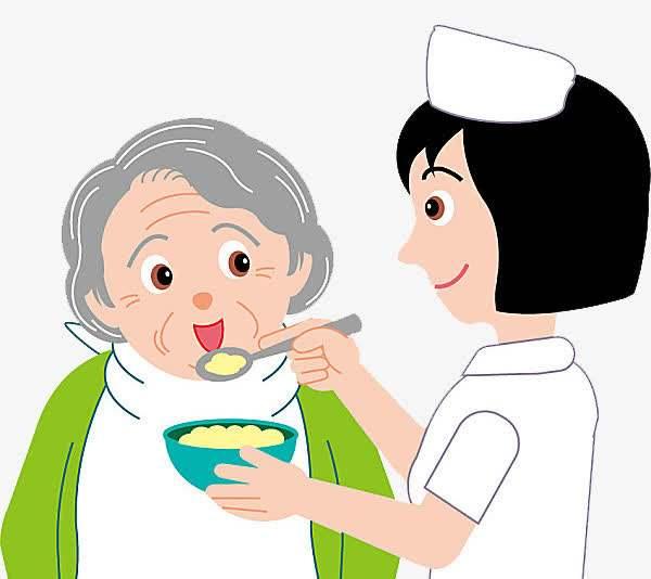 老人护理员