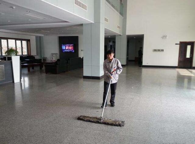 企業服務保潔