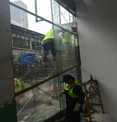 十堰玻璃清洗