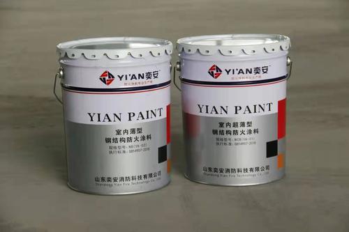 重庆钢结构防火涂料施工