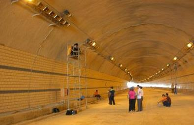 重庆隧道防火涂料施工