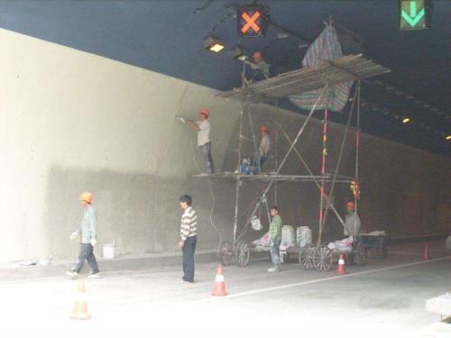 重庆隧道防火涂料施工队
