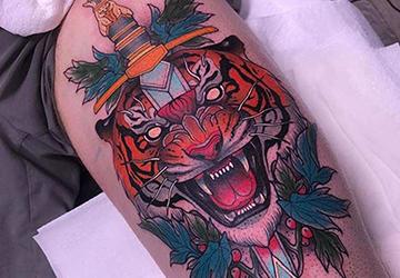哈尔滨纹身多少钱